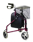 Drive Medical Delta Gehrad Tri Walker