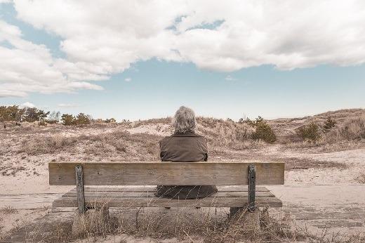 Einsamkeit im Alter titelbild