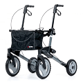 Outdoor Rollator Test