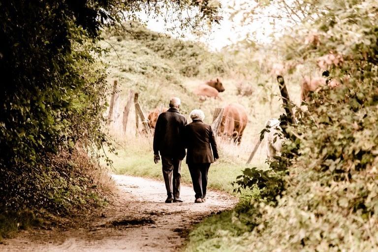 Fitnessübungen für Senioren