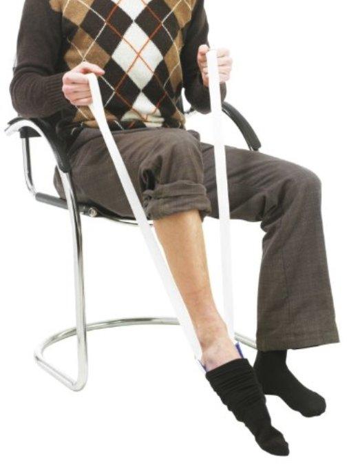 Senioren Hilfsmittel Sockenanzieher