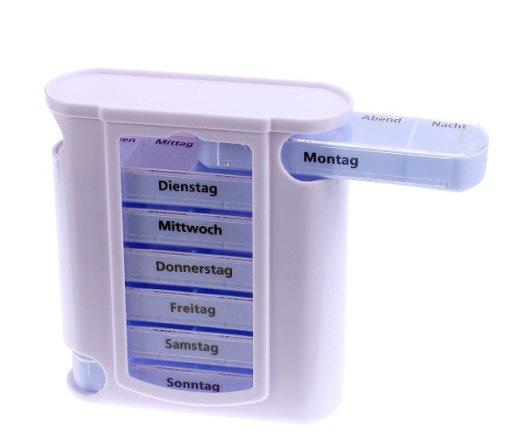 Senioren Hilfsmittel Tablettenbox