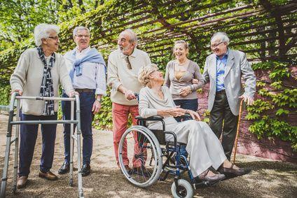 Mobilitätshilfen - gewohnt-mobil in jedem Alter